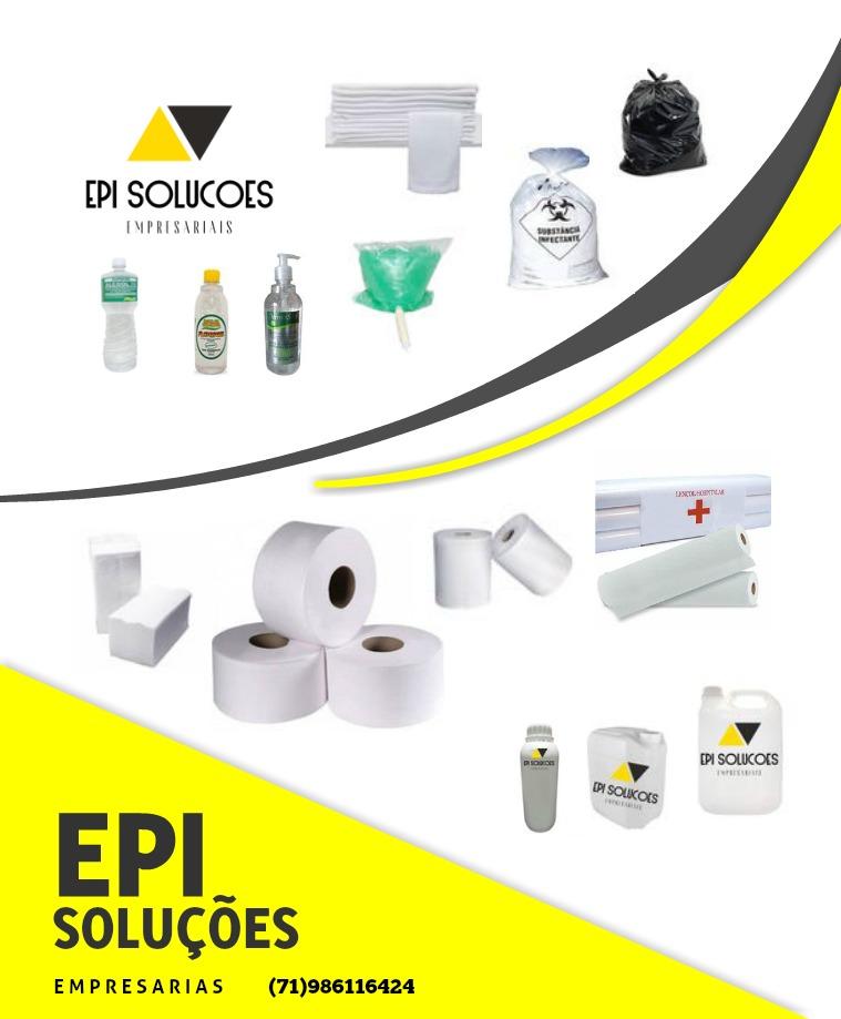 Catalogo de Produtos- EPI soluções empresariais Catalogo de suprimentos epi soluções
