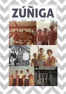 Apellido Zúñiga
