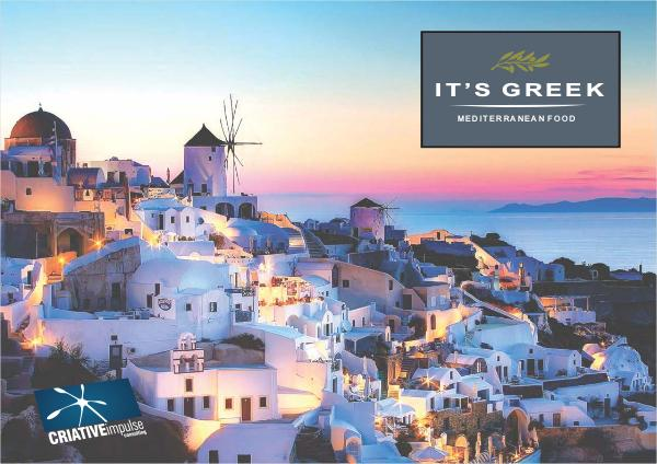 FOOD WITH ART Its Greek