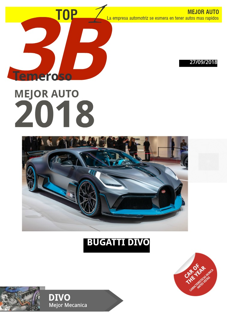 Mi primera publicacion MEJORES AUTOMOVILES