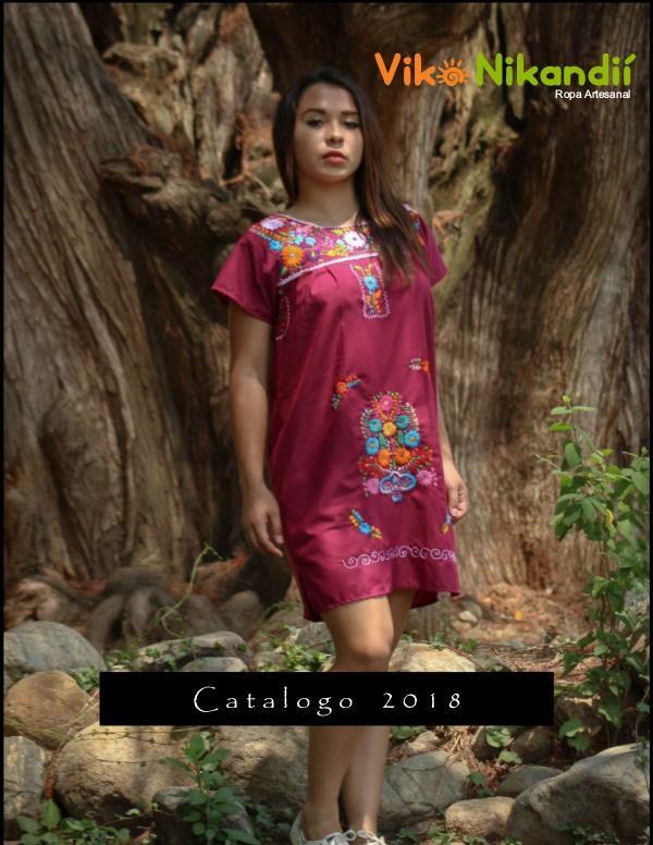 Catálogo Viko Nikandií CATÁLOGO 2018-2019