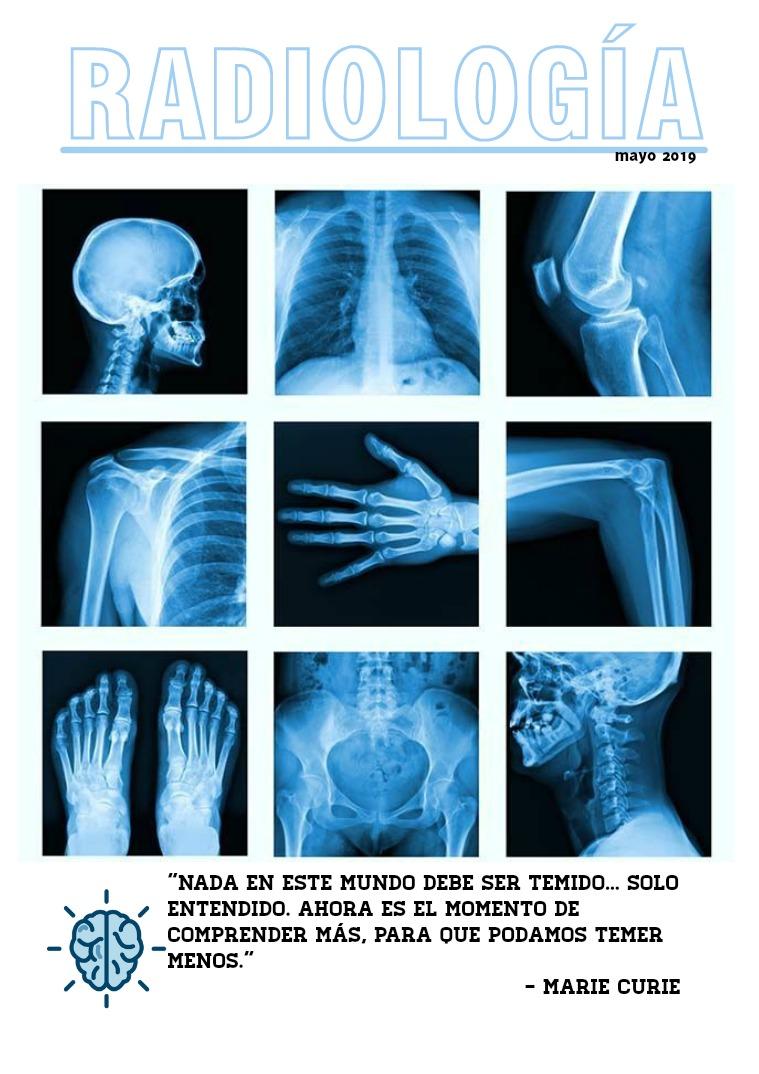 Radiología. Primer Volumen
