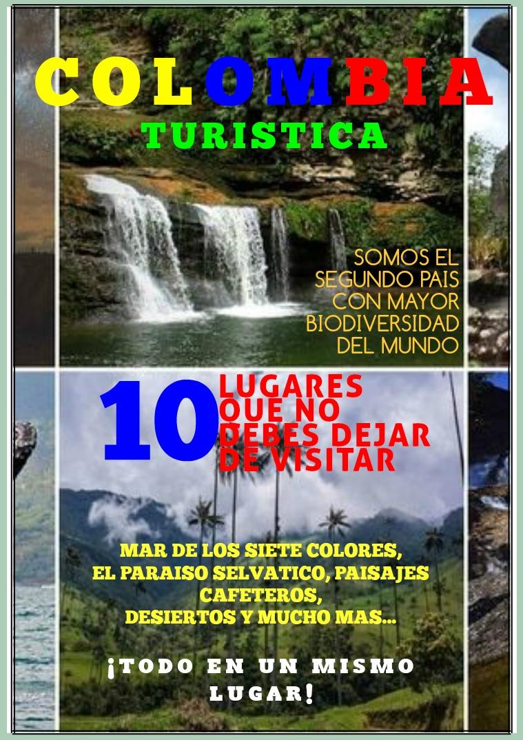 COLOMBIA TURISTICA COLOMBIA TURISTICA