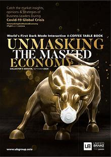 Unmasking the Masked Economy | ë-Coffee Table Book