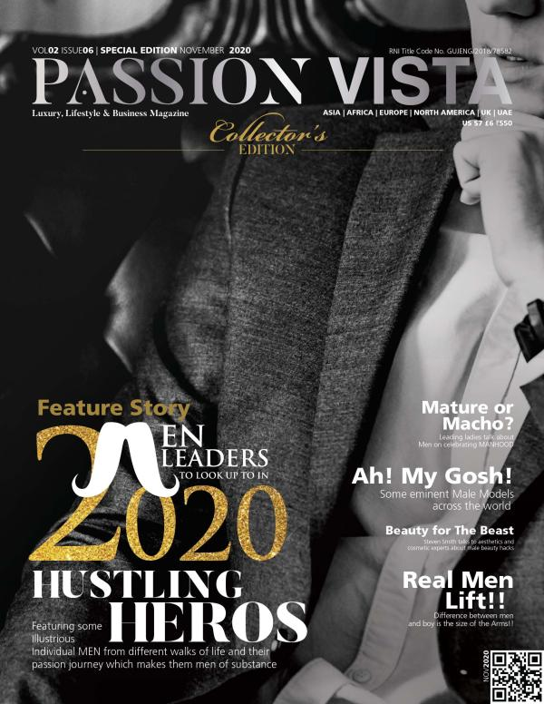 Passion Vista Magazine Vol. 02 Issue 06