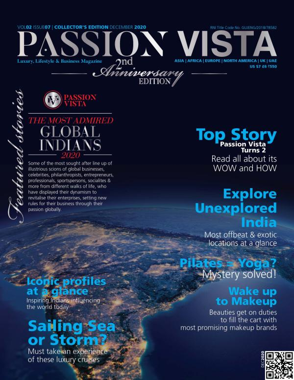 Passion Vista Magazine Vol. 02 Issue 07