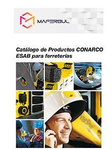 Catálogo de ESAB - CONARCO