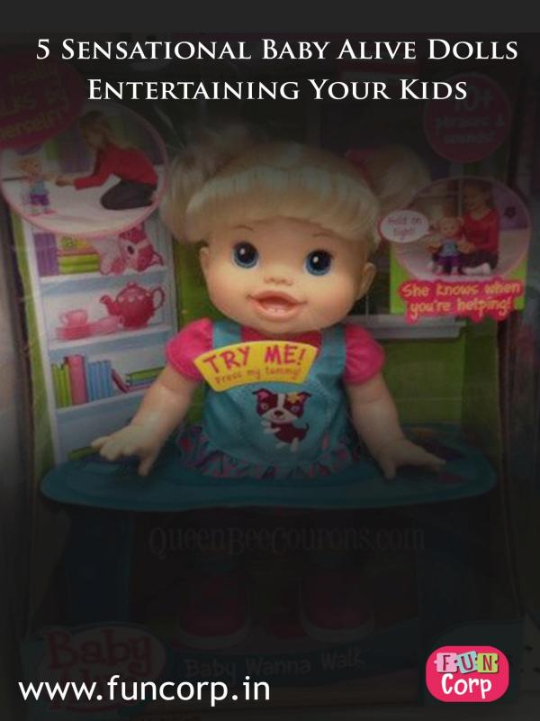 5 Sensational Baby Alive Dolls Entertaining Your Kids 5 Sensational Baby Alive Dolls