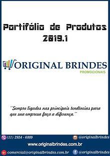 Catálogo - Original Brindes