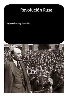 revolucion rusa