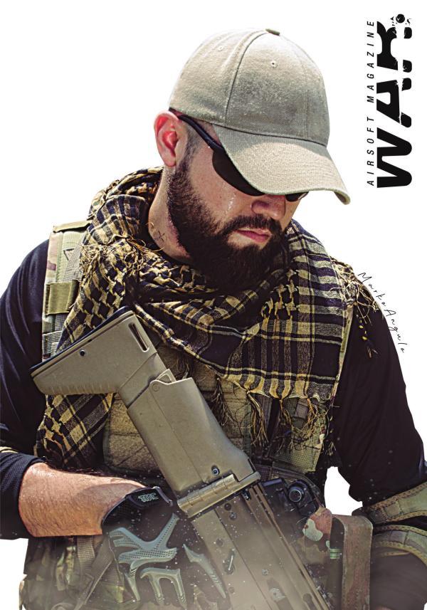 War Airsoft Magazine - Edicion 01 War Airsoft Magazine - Version online