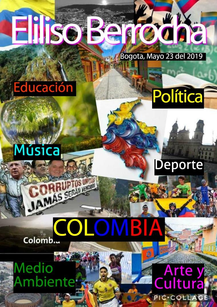 Eliliso Berrocha Colombia Eliliso Berrocha
