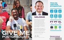 Postgraduate Prospectus 2020