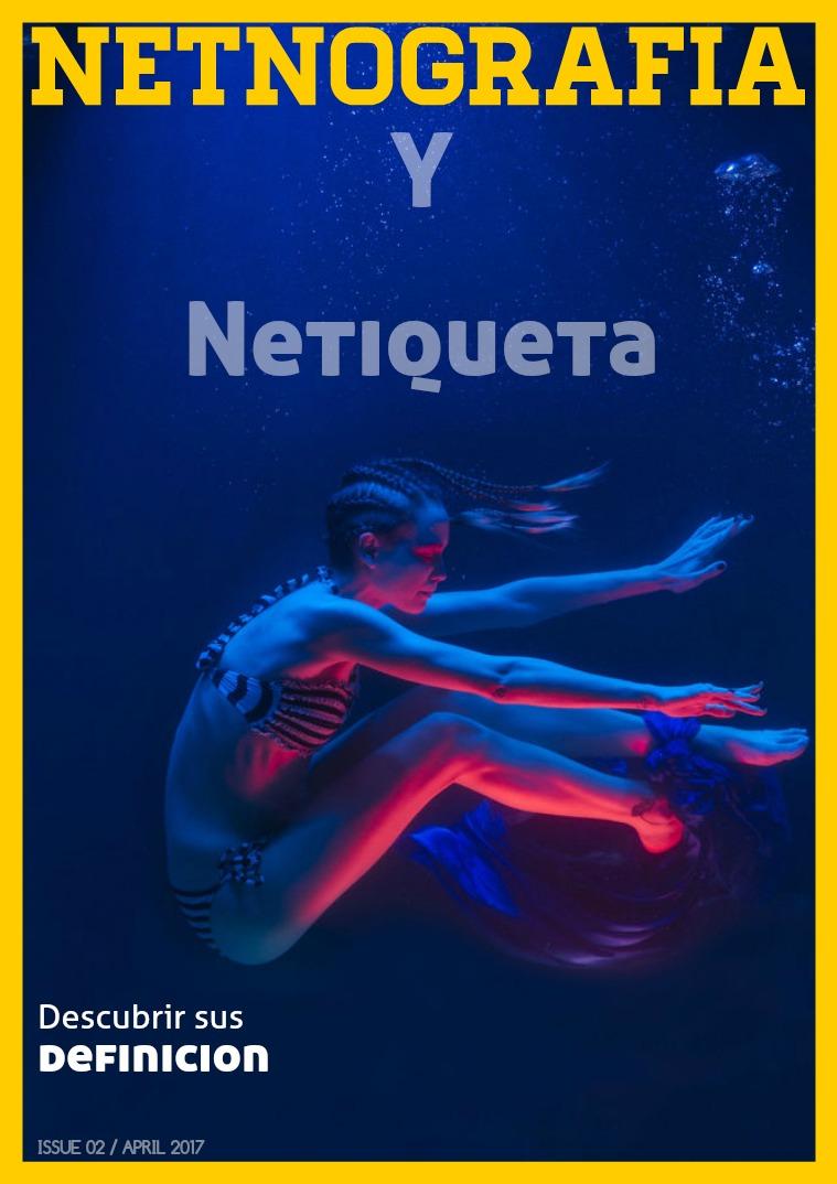 Netografia Y netiqueta 1