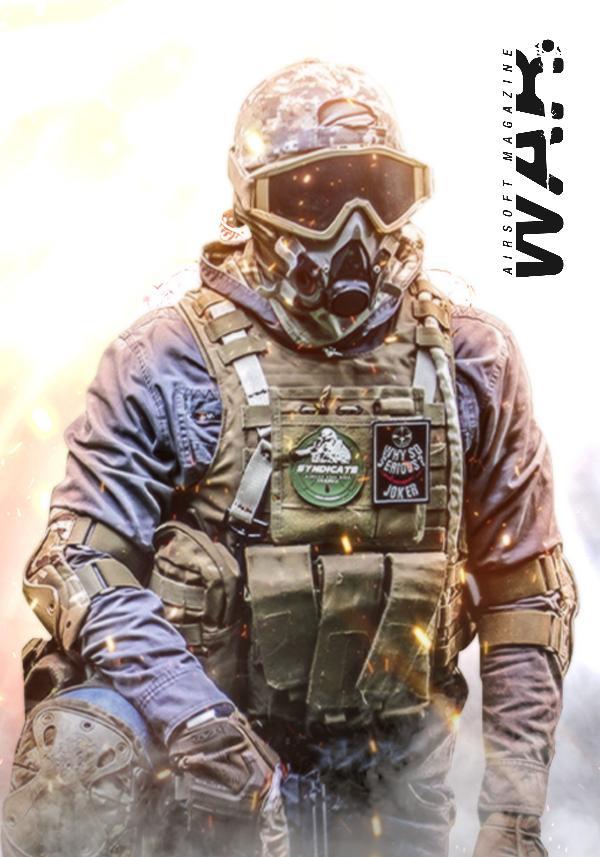 War Airsoft Magazine - Versión Digital Edición 3