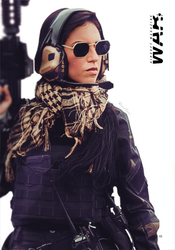 War Airsoft Magazine - Edición 6 Seis (6)