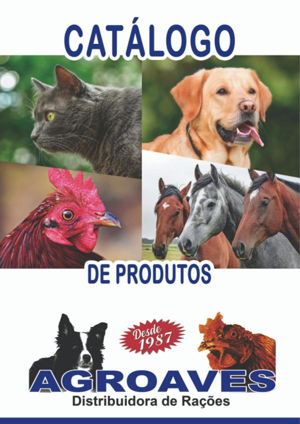 CATÁLOGO AGROAVES CATÁLOGO AGROAVES