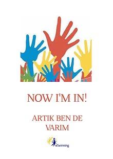 NOW I'M IN!! ARTIK BEN DE VARIM.