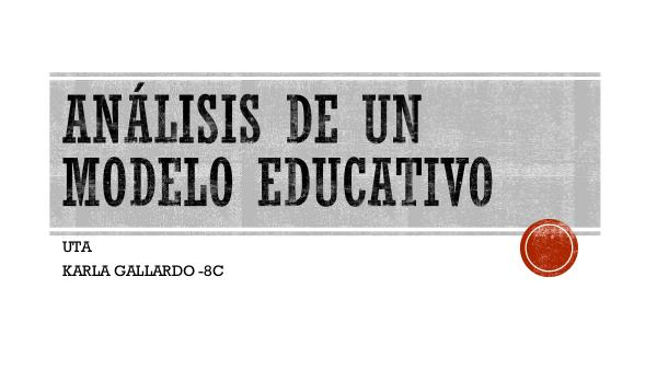 Modelo educativo UTA Ecuador pymEducativos- uta
