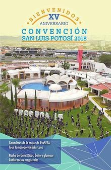 CONVENCION SLP 2018
