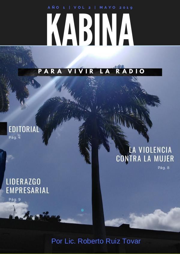 Revista KABINA DEF RRP 2