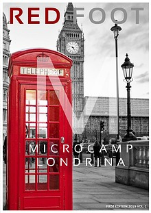 Red Foot - Microcamp-Londrina's Magazine