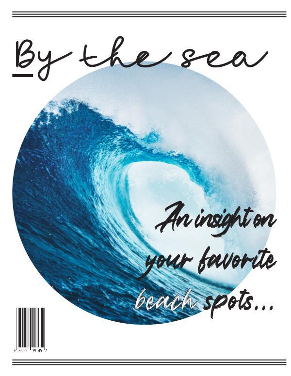 My first Publication MAGAZINE