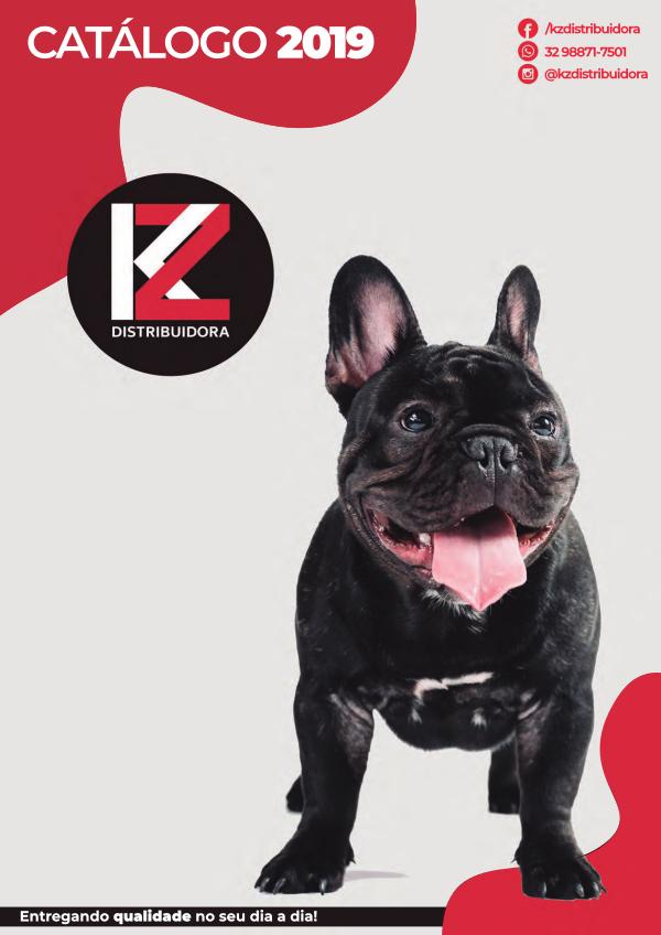 Catálogo KZ Distribuidora catalogo_completoIII