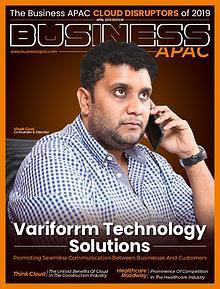 The Business APAC Cloud Disruptors of 2019