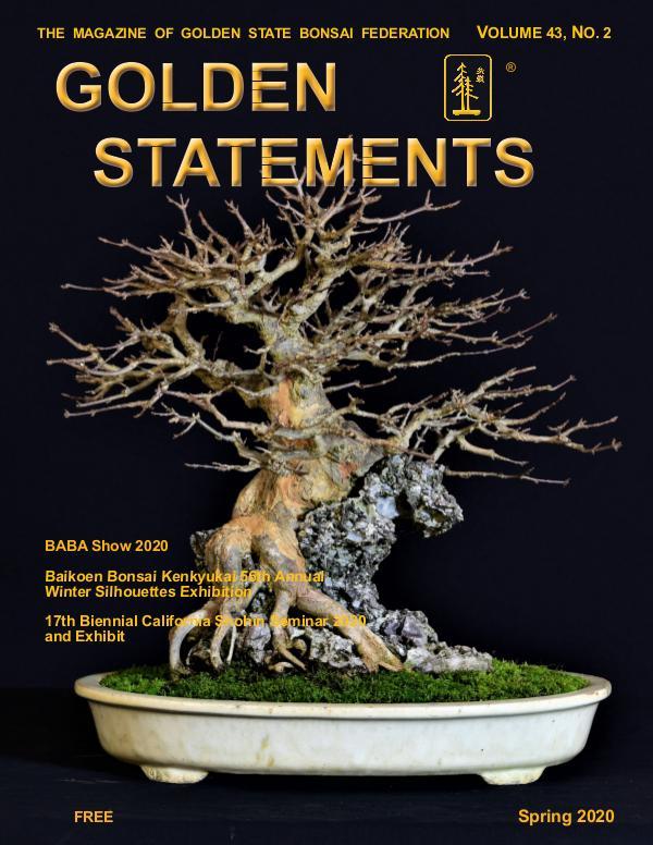 Golden Statements Magazine Volume 43 Number 2