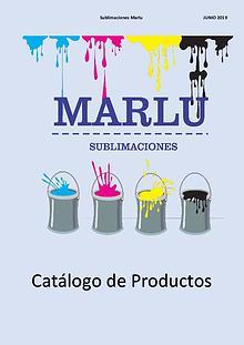 Catálogo 2019 .