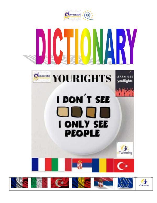 dictionary dictionar