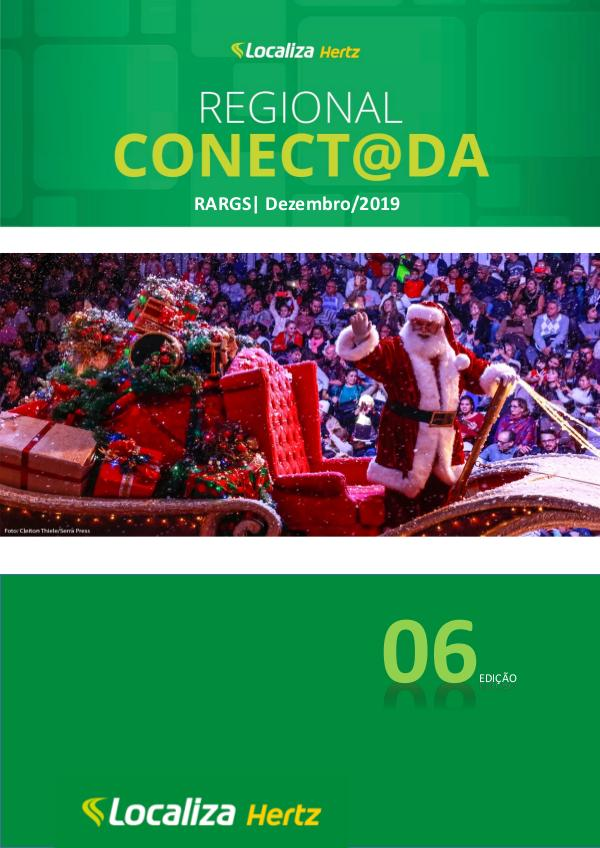REVISTA CONECTADOS RARGS Revista 6ª edição dezembro