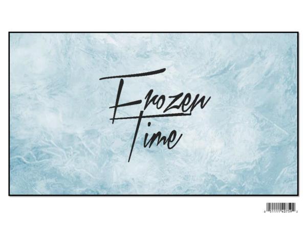Frozen time Frozen time