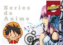 Series de Animes Bluray