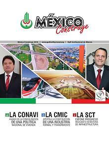 REVISTA MÉXICO CONSTRUYE 2018