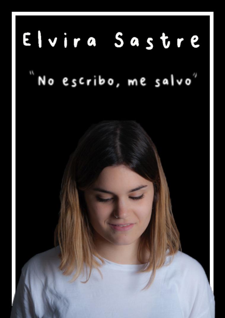 Edición N° 1: Elvira Sastre