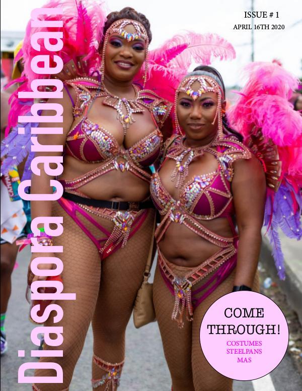 Diaspora Caribbean April 2020