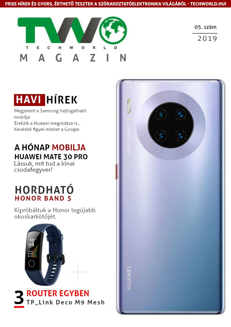 TechWorld magazin 01. 2020