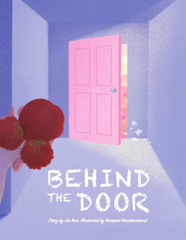 Behind the Door Behind the Door (www.jinnuablog.com)