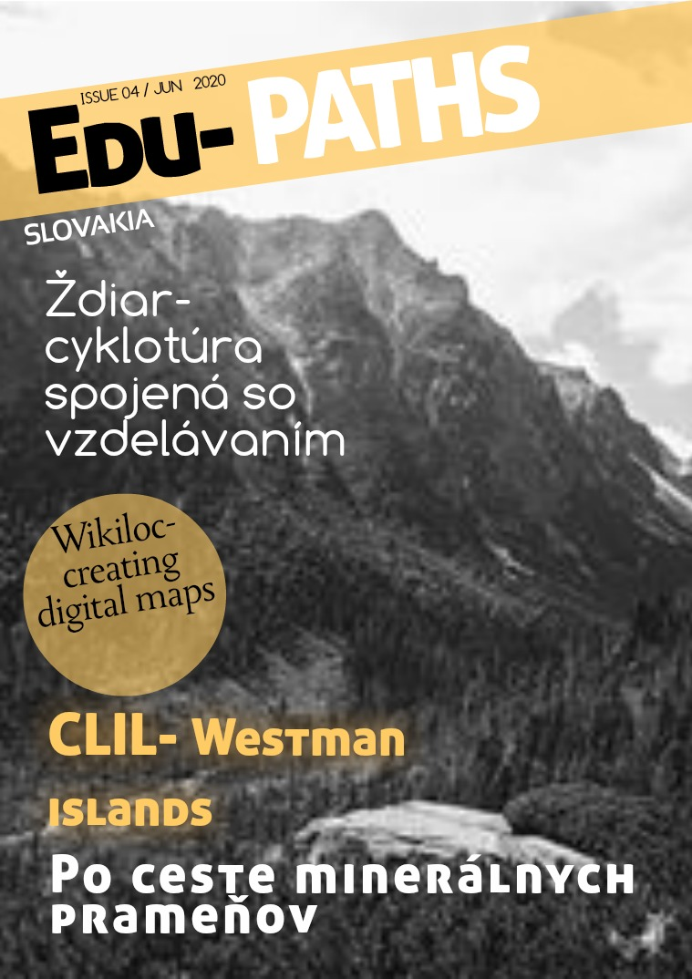 Edu paths n.4 Slovakia Edu paths n.4 Slovakia