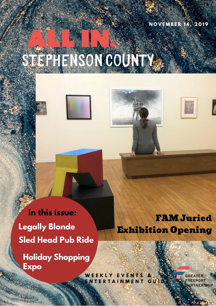 All In Stephenson County Events Guide November 14, 2019