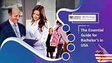 Step by Step Guide to Study Bachelor's in USA