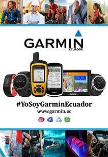 CATÁLOGO GARMIN ECUADOR - OCT 2019