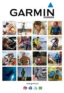 CATÁLOGO GARMIN - ABRIL 2020