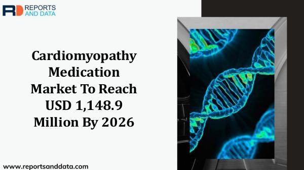 Pharma and Healthcare Cardiomyopathy Medication Market By Reports and Da