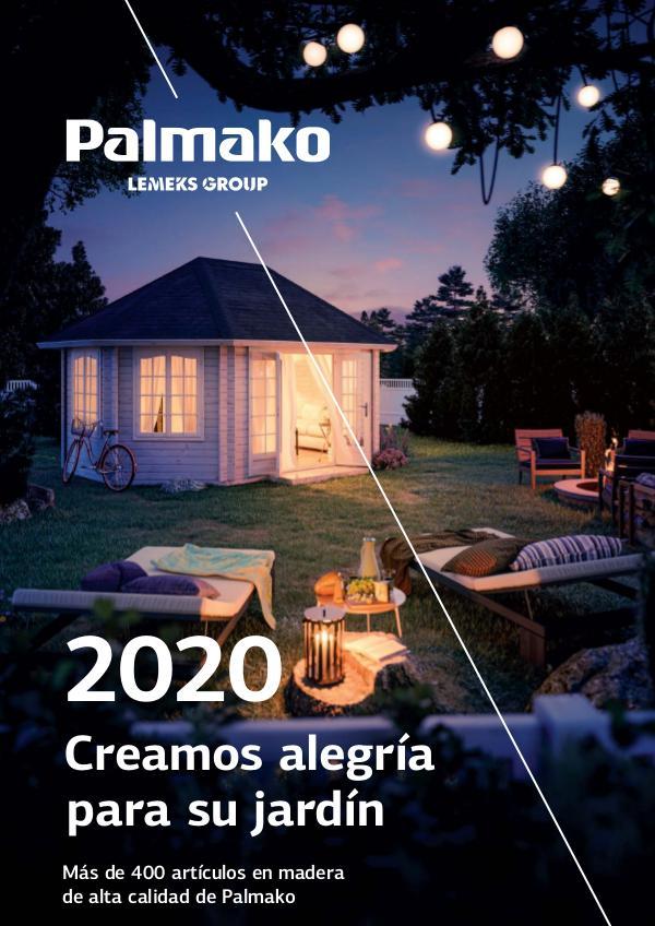 Casitas de madera para jardín Casitas de madera y mobiliario para jardín 2020