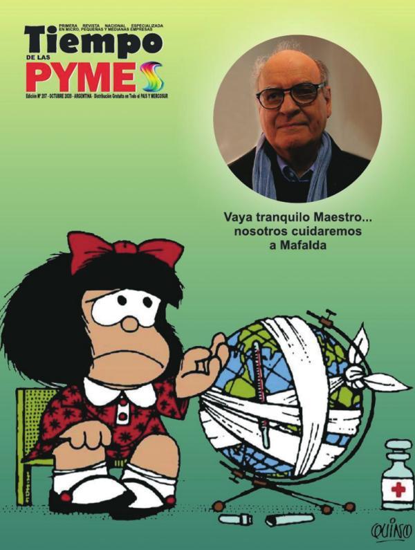 Revista TiempoPyme Nº 207