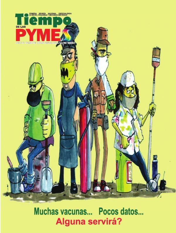 Revista TiempoPyme Nº 208