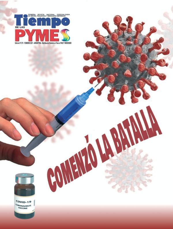 Revista TiempoPyme Nº 211